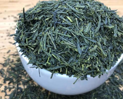 Learn from an expert in Japanese tea