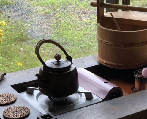 Private tea session/party